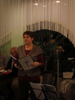 Literatur im Cafe Wissenbach